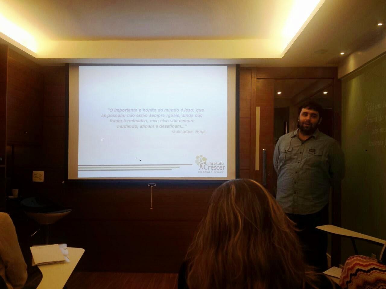 Esequias Caetano ministra curso sobre Disfunções Sexuais na Atitude Cursos de Brasília 9