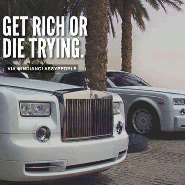 Get Rich Or Die Tryin Quotes