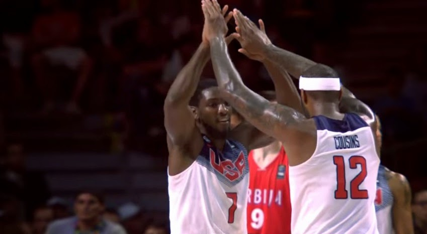 Team USA defeats Serbia 129-92 to win gold at FIBA World Cup
