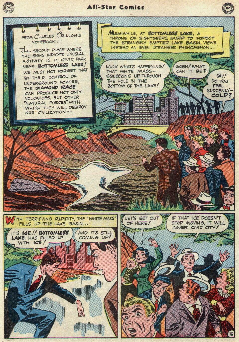 Read online All-Star Comics comic -  Issue #51 - 20