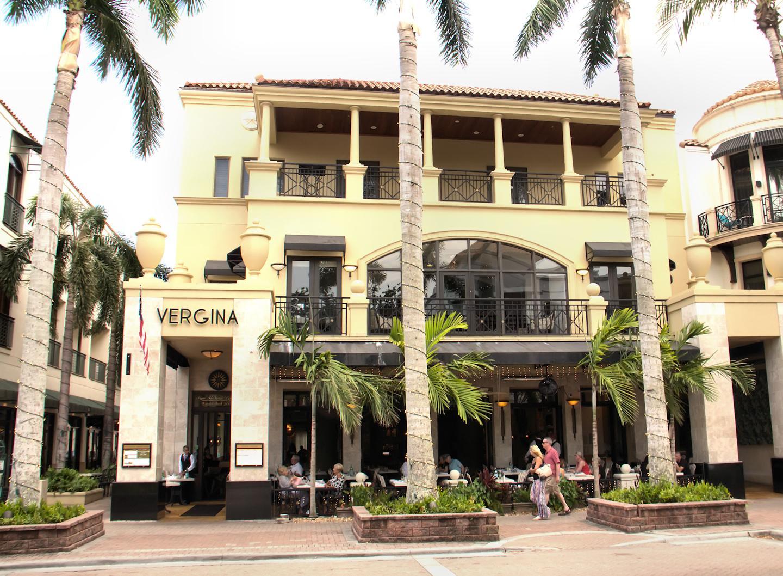 Cafe Milano Menu Naples
