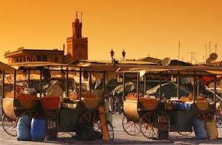 De viajeros por Marrakech 4