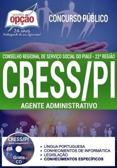 Apostila concurso CRESS-PI 2017