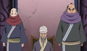 Samurai Mifune Naruto