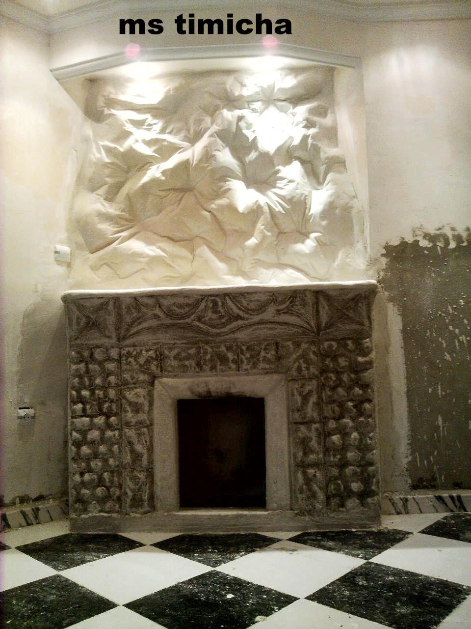 Maison moderne de luxeplan for Carrelage monocouche tizi ouzou