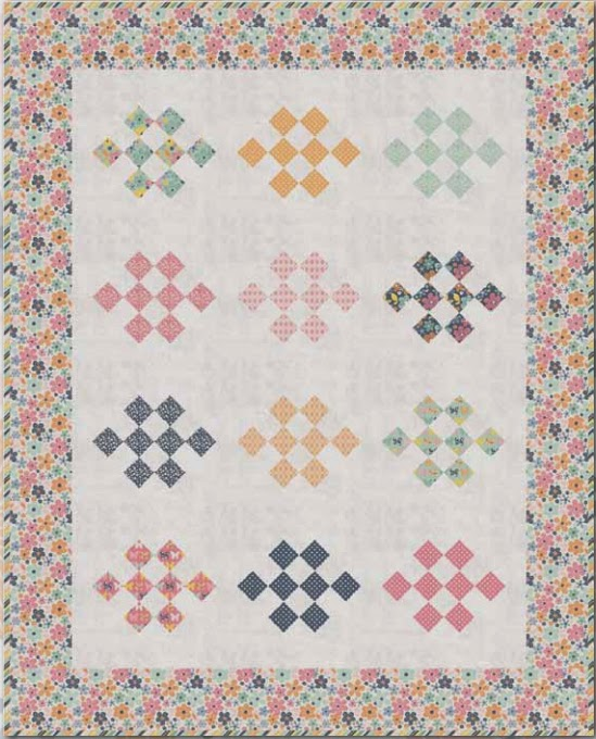 Free Quilt pattern from Riley Blake