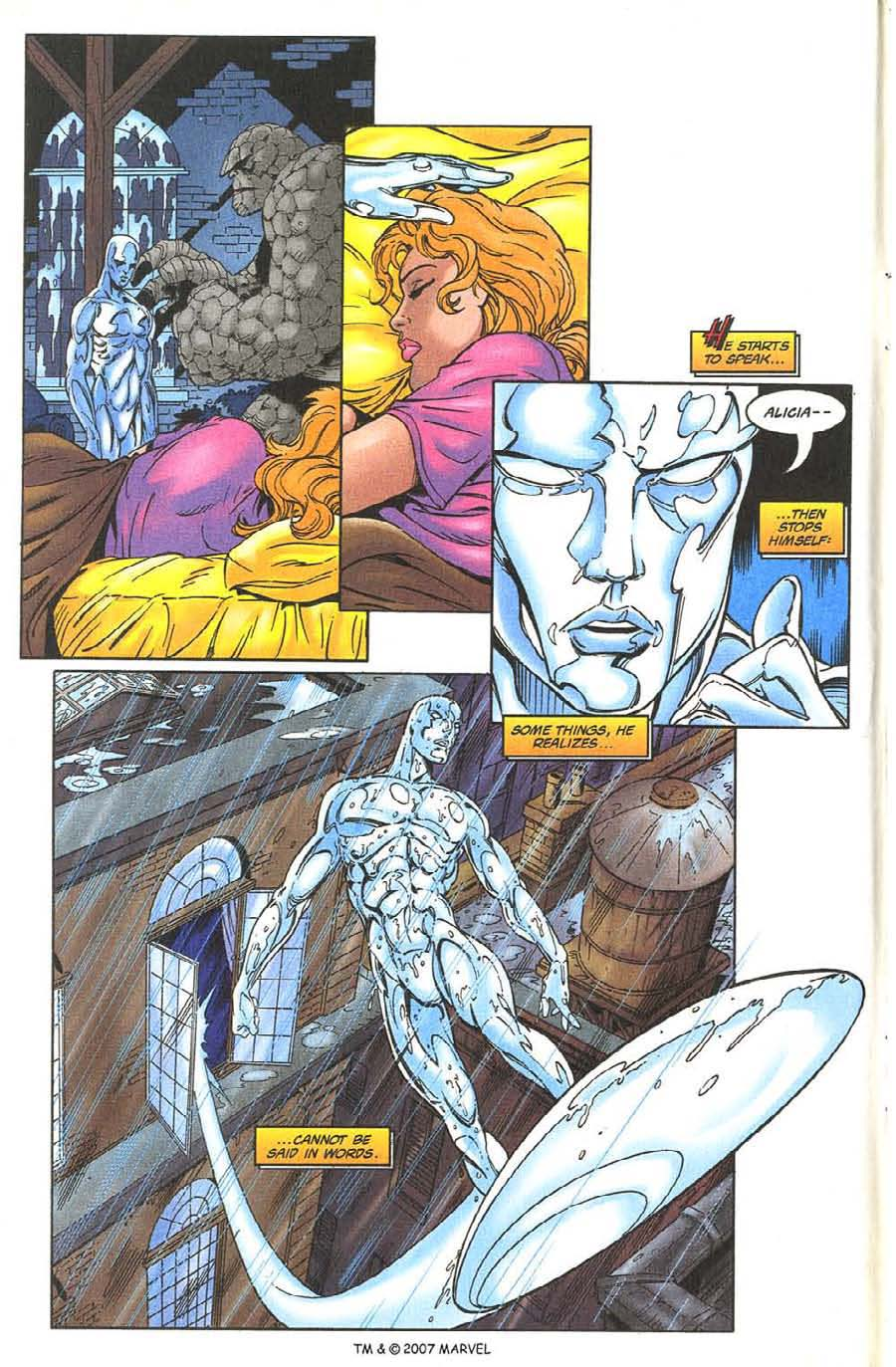 Read online Silver Surfer (1987) comic -  Issue #134 - 6