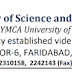 Assistant Registrar  (04 posts) at J. C. Bose University of Science and Technology, YMCA, Faridabad
