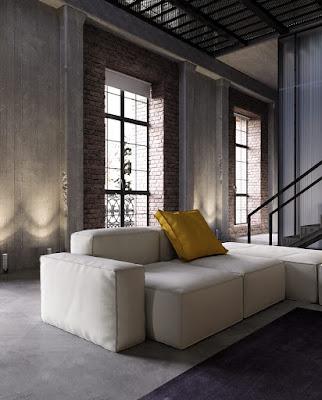 Desain Interior Industrial Yang Ramah Untuk Anak