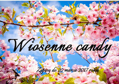 Wiosenne candy w Krzyżykowym Szeleństwie