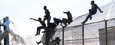 Españoles, partido, inmigración, inmigrantes, vox, PP, españa