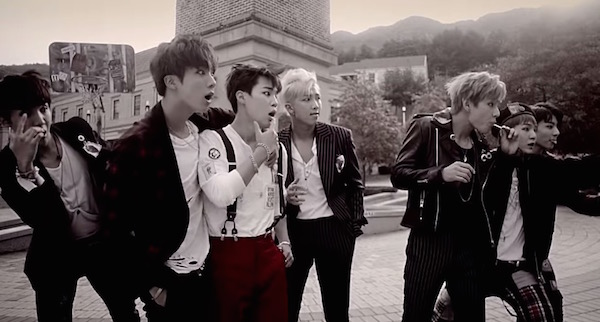BTS lanza el video de War of Hormone