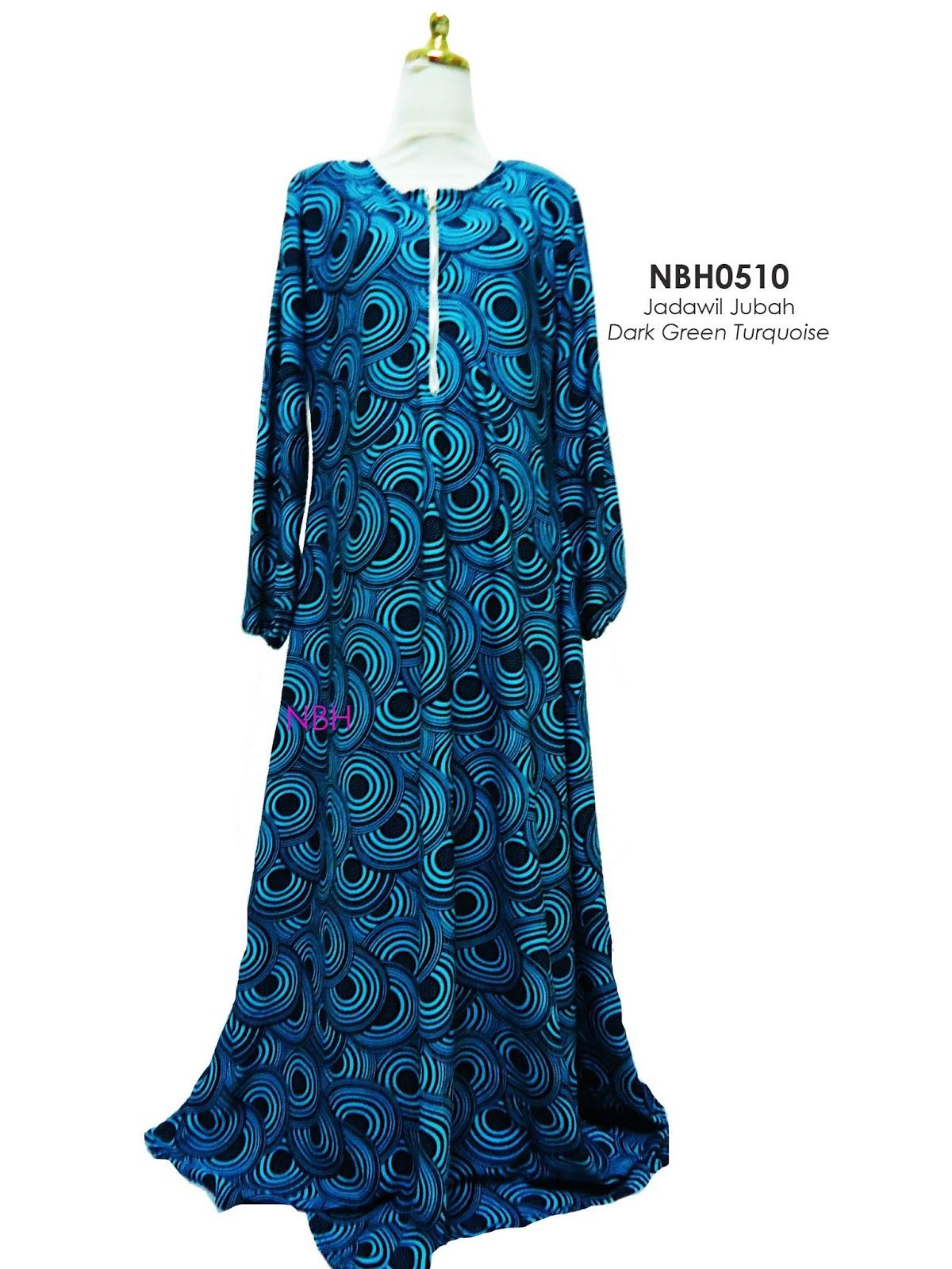 Norzi Beautilicious House NBH0510 JADAWIL JUBAH NURSING