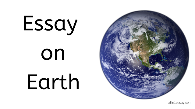 Essay on Earth