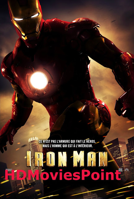 Iron Man 1-3 All Parts Blu-Ray Collocation Hindi Dubbed HD
