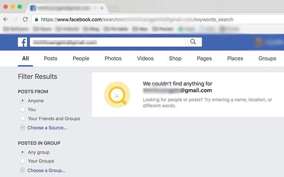Facebook đã quyết định xóa bỏ tính năng tìm kiếm người dùng bằng email và số điện thoại - Ảnh 2