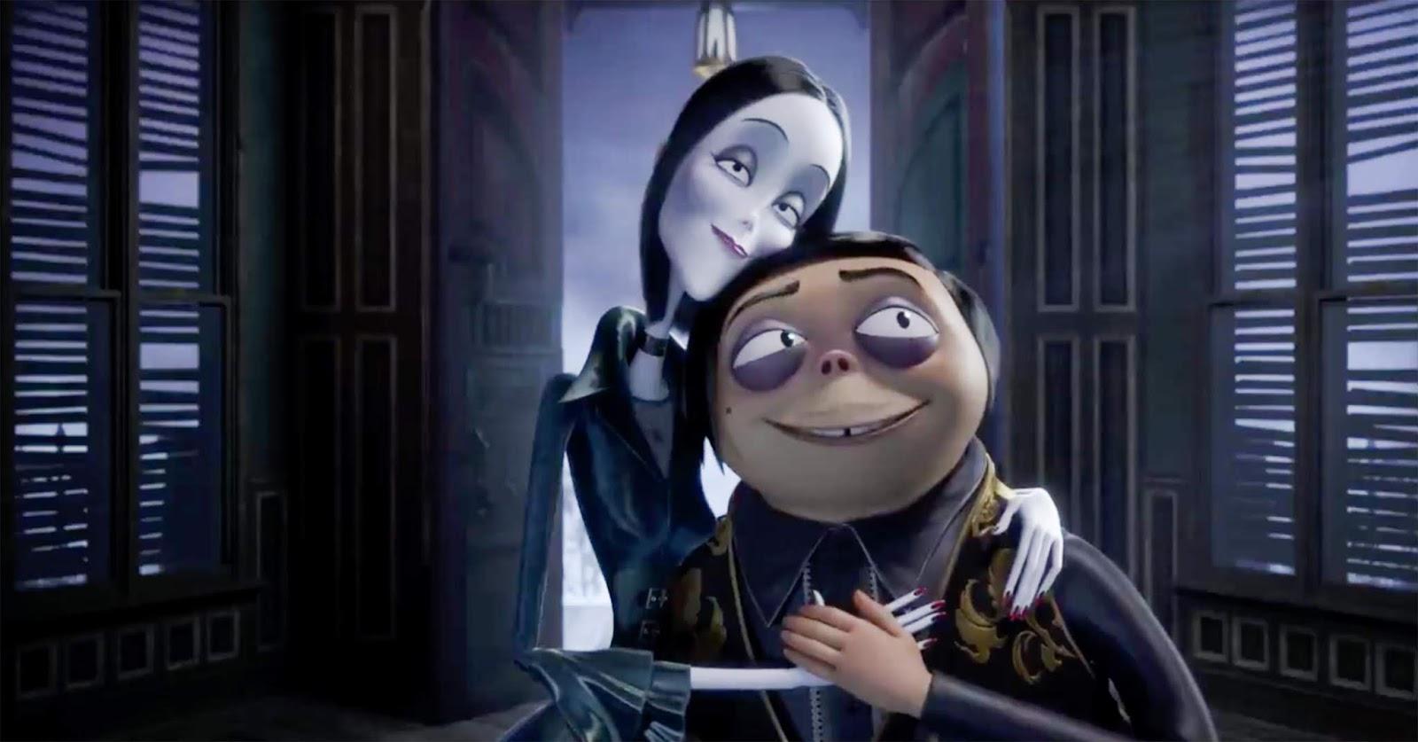 La Familia Addams  - 2019 - Pelicula animación