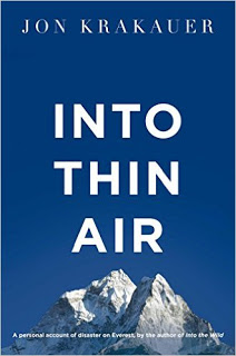 The theme of arrogance in into thin air by jon krakauer