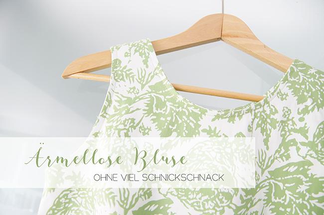 Ynas Design Blog | Bluse nähen