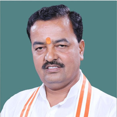 New BJP Chief from Uttar Pradesh - Keshav Prasad Maurya