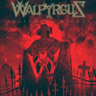 """Το τραγούδι των Walpyrgus """"Somewhere Under Summerwind"""" από το album """"Walpyrgus Nights"""""""