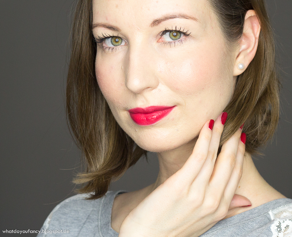 Bourjois Rouge Edition Velvet in Frambourjoise