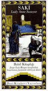 Babil Kitaplığı 02 - Saki - Lady Anne Susuyor