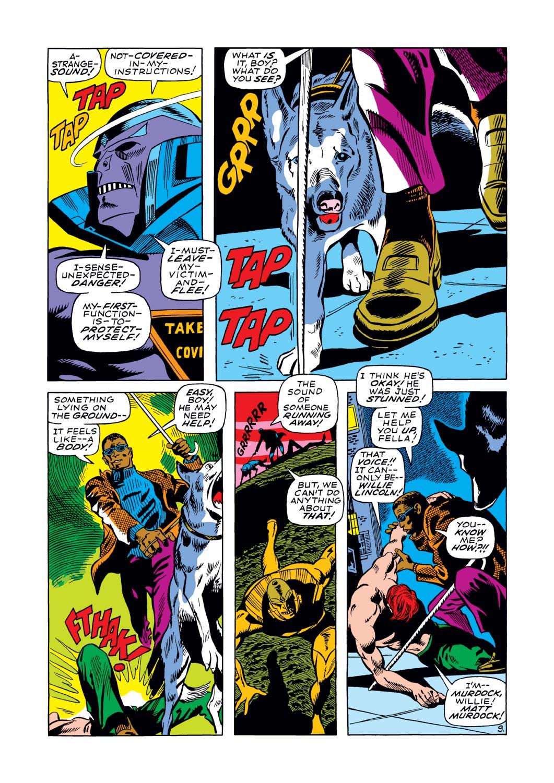 Daredevil (1964) 49 Page 9