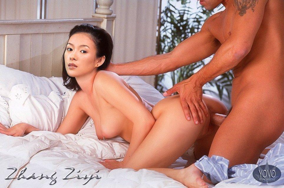 Zhang Ziyi Pussy 10