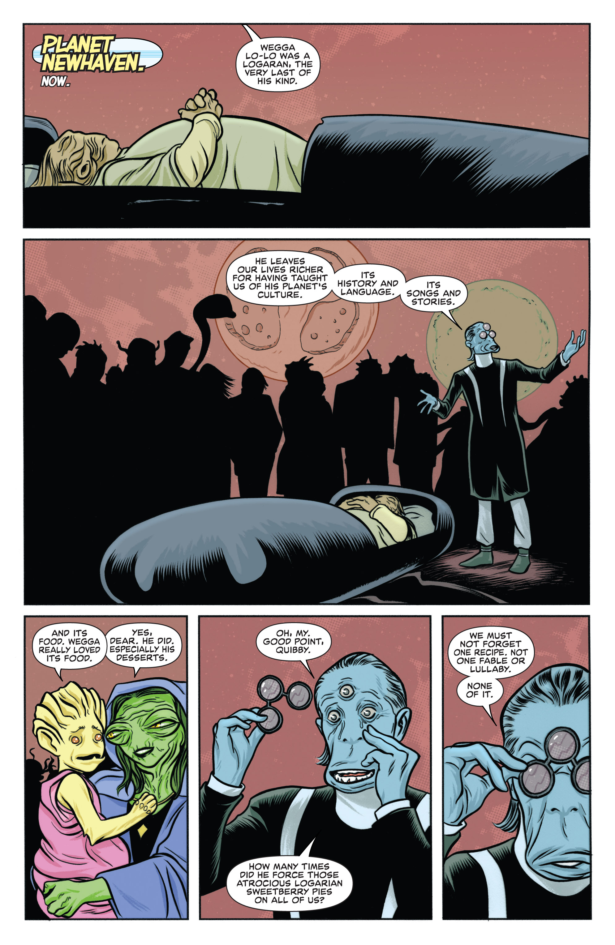 Read online Silver Surfer (2014) comic -  Issue #8 - 3