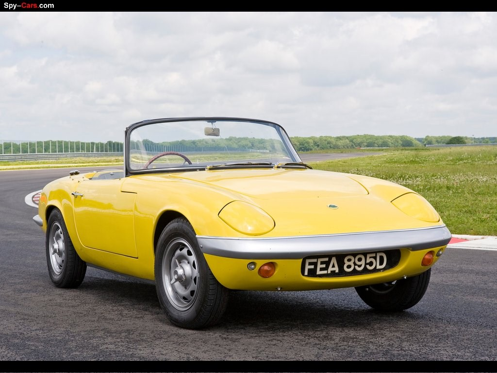 Classic Lotus Cars For Sale Usa