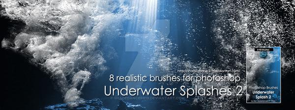Chia Sẽ Miễn Phí Brushs Underwater Splashes Photoshop