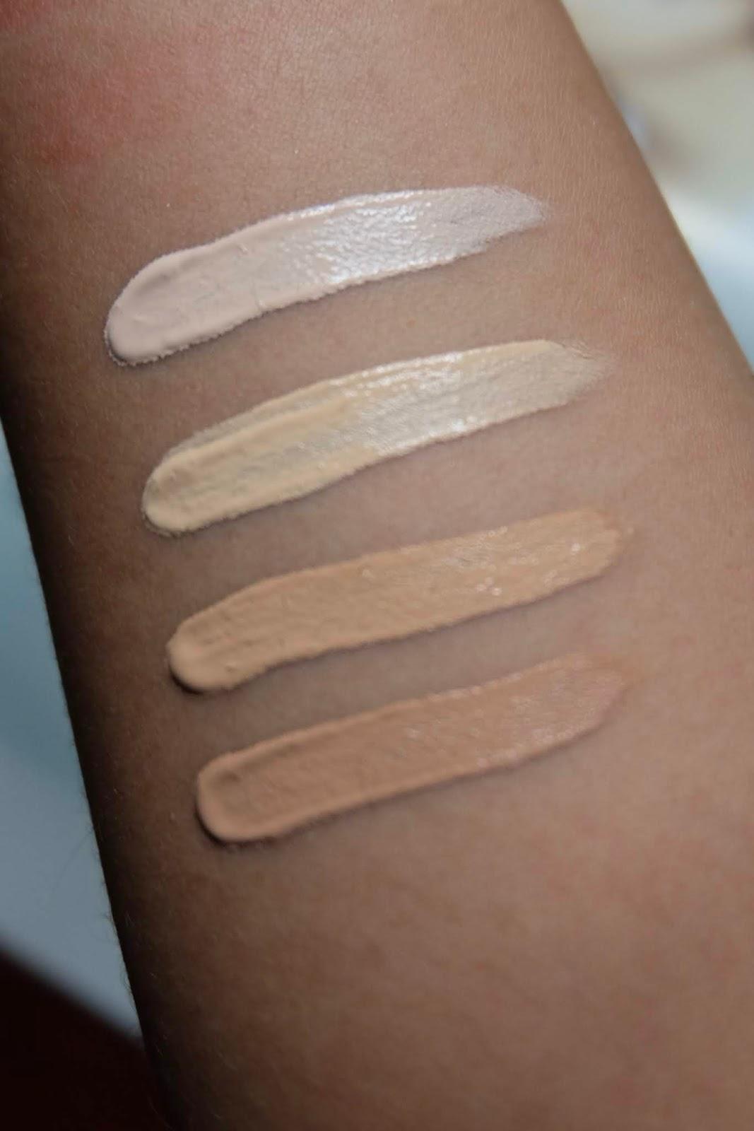 Althea Flawless Creamy Concealer Curitan Aqalili