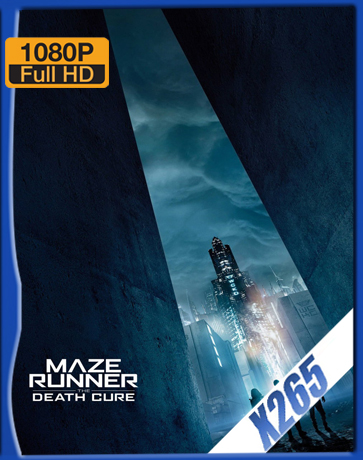 Maze Runner: The Death Cure [2018] [Latino] [1080P] [X265] [10Bits][ChrisHD]