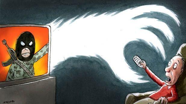 Η τρομοκρατία ως όπλο υποταγής