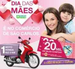 Promoção ACISC São Carlos Dia das Mães 2018 Associação Comercial São Carlos