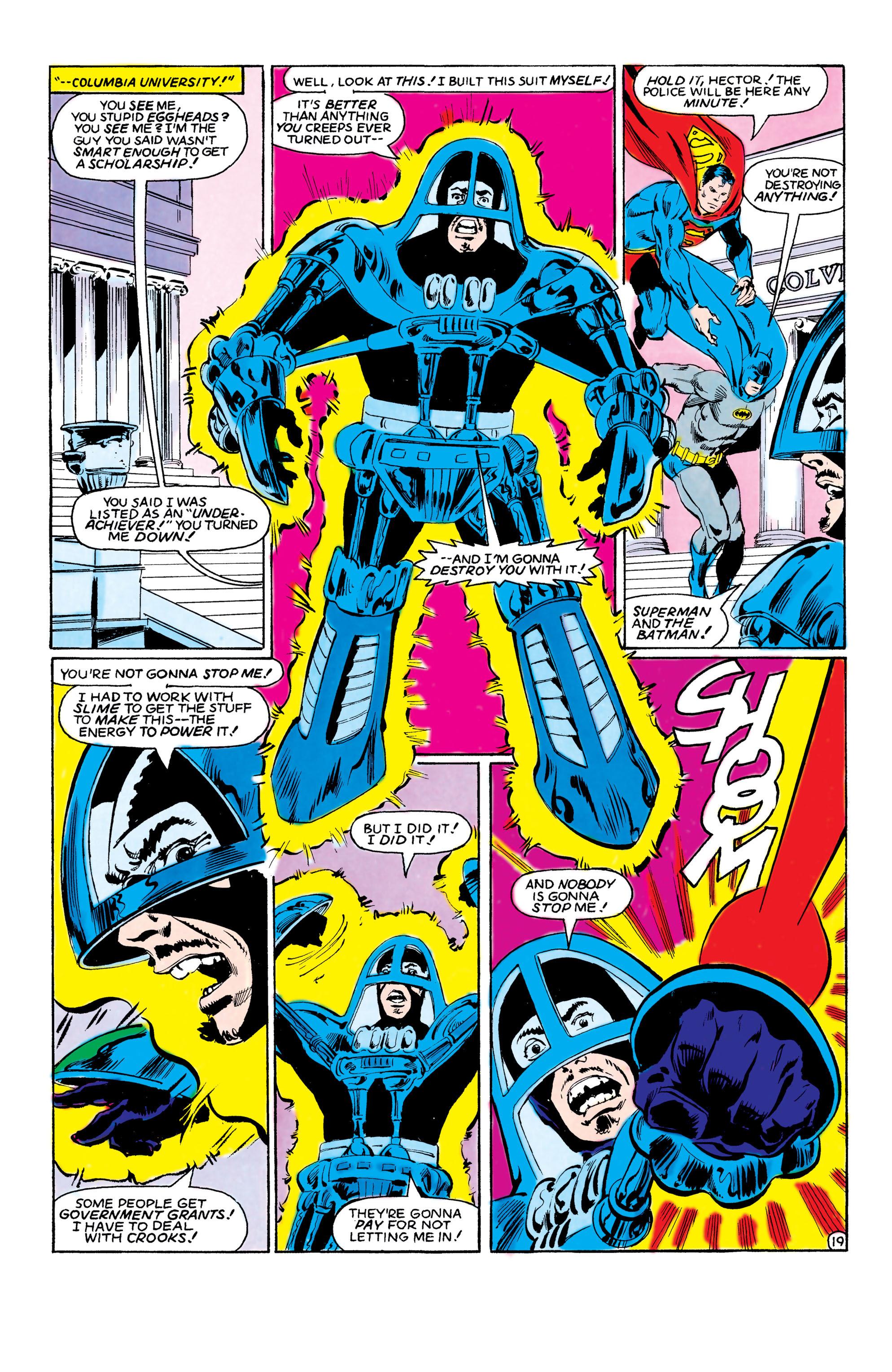 Read online World's Finest Comics comic -  Issue #308 - 20
