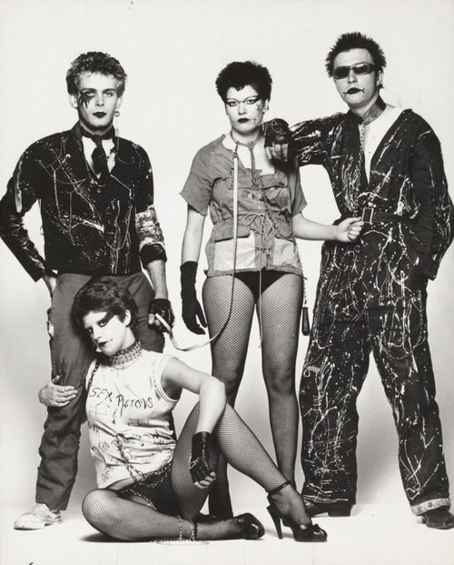Punk Fashion 1976 1979