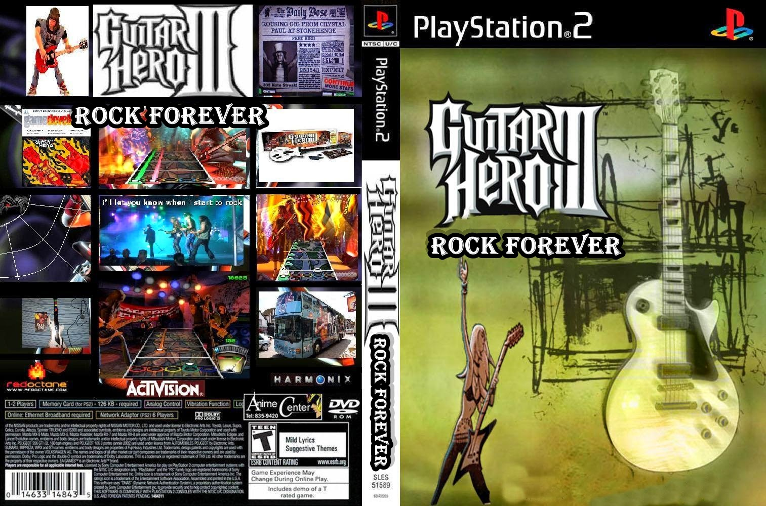 download game guitar hero ii untuk pc