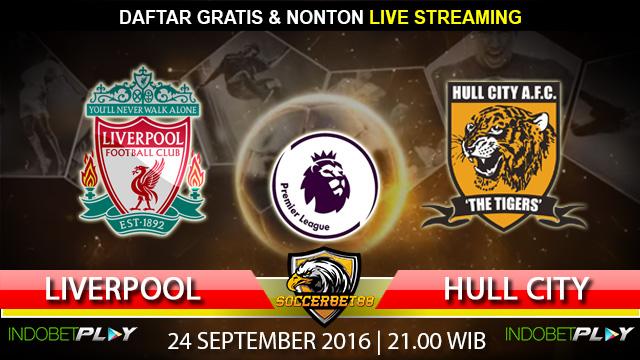 Prediksi Liverpool vs Hull 24 September 2016 (Liga Inggris)