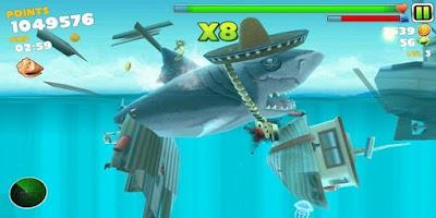 Download Hungry Shark Evolution Apk MOD
