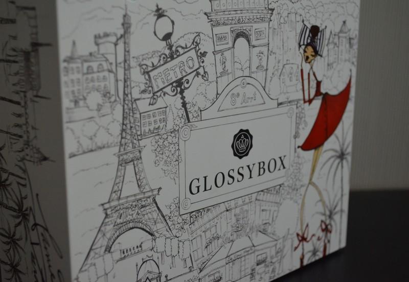 glossybox juillet 2015, glossybox été, avis glossybox, glossybox un style à la française, beauty box,