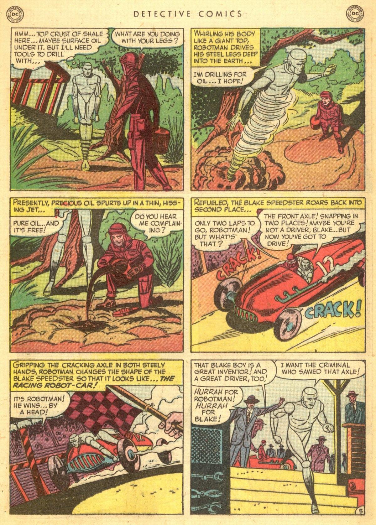 Read online Detective Comics (1937) comic -  Issue #170 - 31