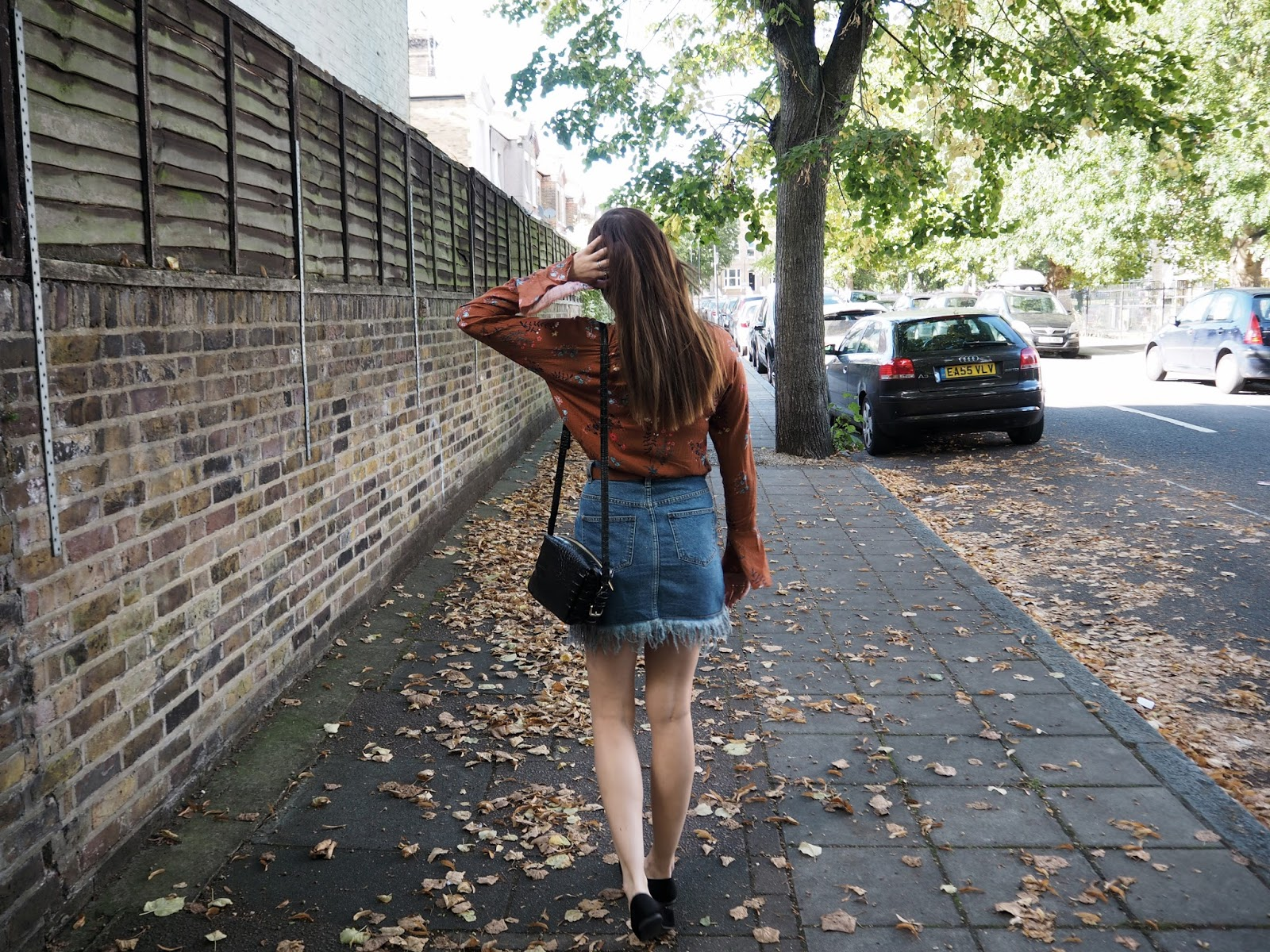 Autumn Dressing Fashion Style Outfit // Lauren Rose // London Fashion Lifestyle Blogger // Forever 21
