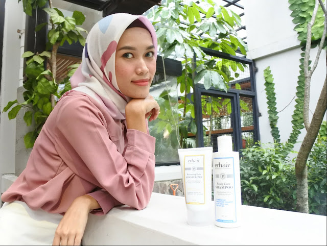 Review Erha Scalp Series