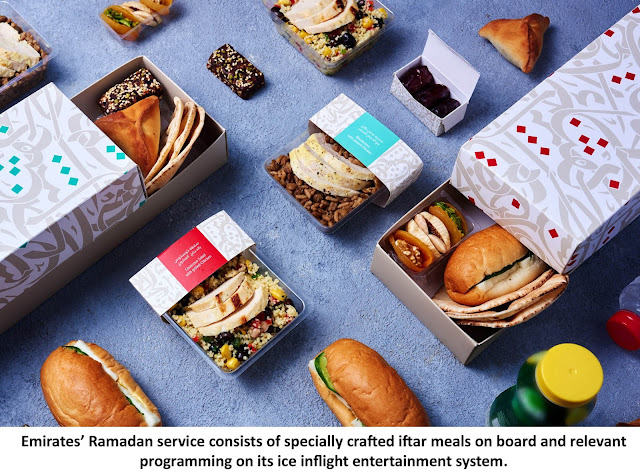 Emirates to serve 1 million dates during Ramadan