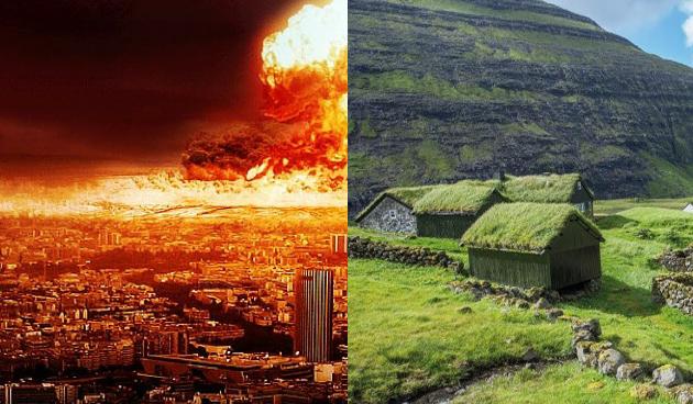 Negara Paling Aman Jika Terjadi Perang Dunia ke 3