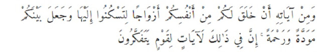 surah-arrum-ayat-21-tentang-jodoh