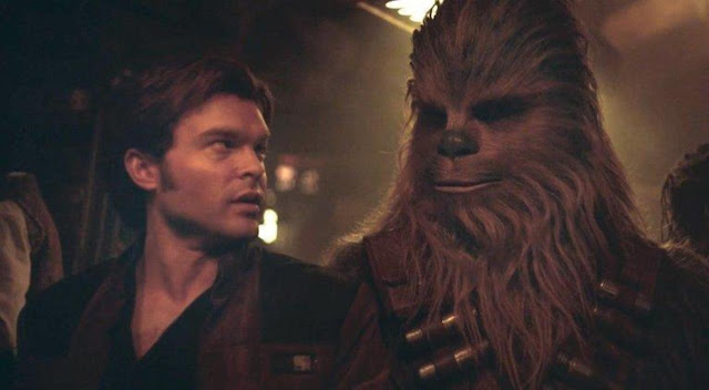Solo: A Star Wars Story: Film Review