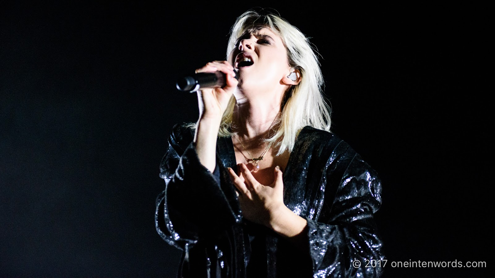 Broods at The Danforth Music Hall - Concert Pictures